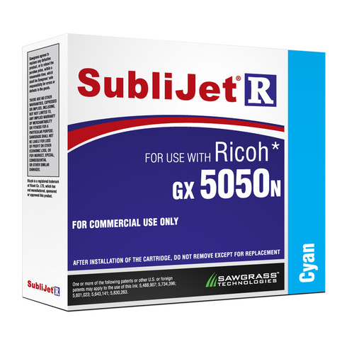 SubliJet-R Inks for Ricoh GX7000 / GX5050N