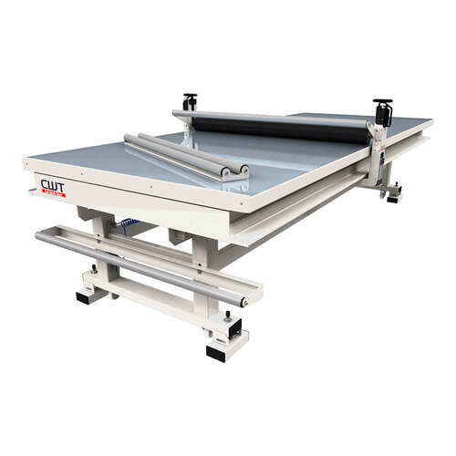 """CWT 2140 Premium  Work Table and Flat Bed Applicator with LED Illumination 13""""1' x 6'9"""""""