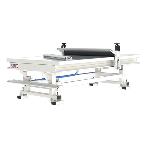 """CWT 1630 Premium Work Table and Flat Bed Applicator with LED Lights 9'10"""" x 5'3"""""""