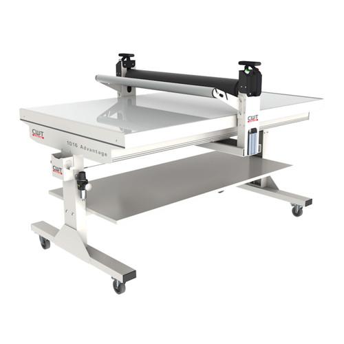 "CWT 1016 Advantage Flat Bed Applicator Work Table 4'5"" x 3'1"""