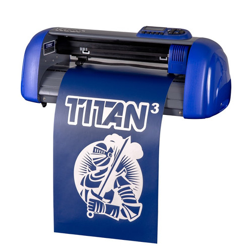 "Table TITAN 3 - 15"" Craft Vinyl Cutter w/ ARMS Contour Cutting"
