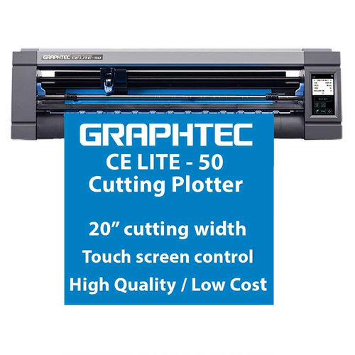 Graphtec CE LITE-50 20in Vinyl Cutting Plotter