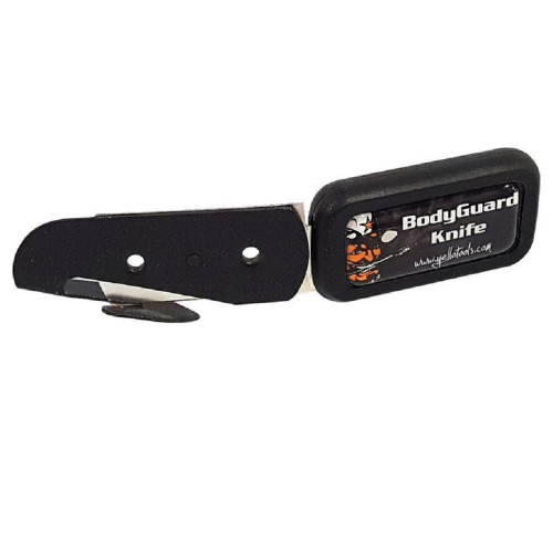 Yellotools BodyGuard Knife for Vinyl Backers - PTFE Non-Stick Foot