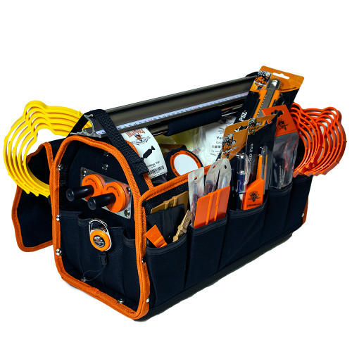 Yellotools SignTool Box - The Ultimate SignMaker's Companion Tool Bag (Filled with Sign Tools!)