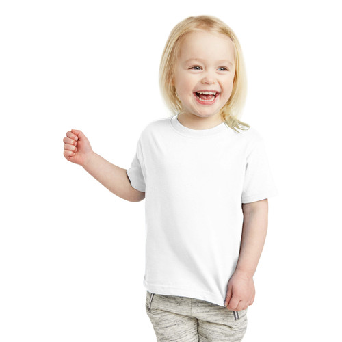 Toddler Tee Shirt, Assorted Colors, 2T - 5/6T Sizes