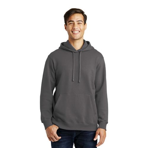 Fleece Pullover Hooded Hoodie Sweatshirt Blank
