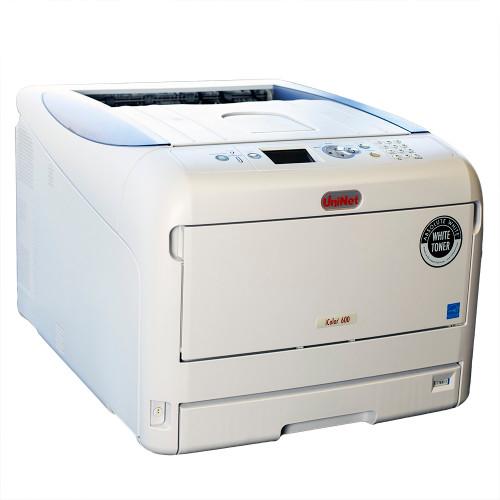 UniNet iColor 600 A3 Tabloid CMYK + White Toner Printer + iColor TransferRIP