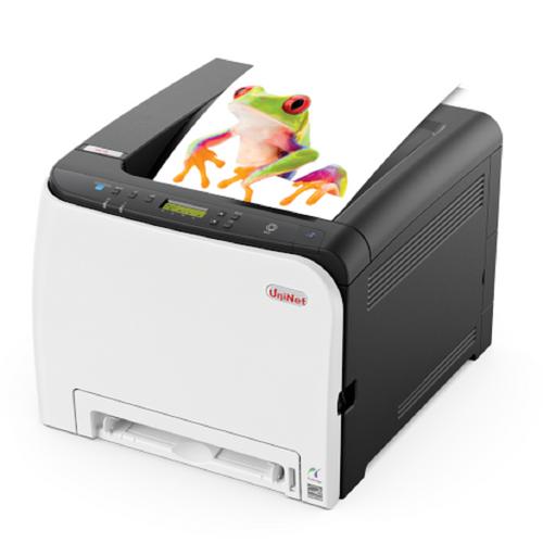 UniNet iColor 350 A4/Letter Size Toner-Based Dye Sublimation Transfer Printer