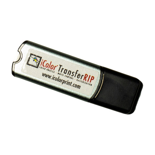 UniNet iColor TransferRIP Dongle and Software