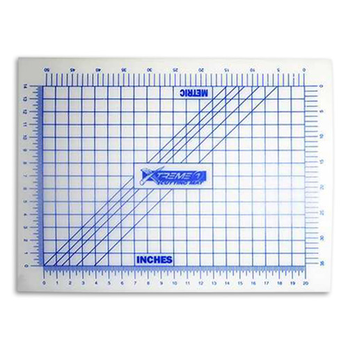 """18"""" x 24"""" Table Top Extreme Cutting Mat with Printed Grid"""