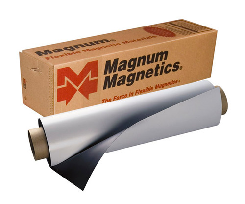 """Magnum Magnetics MuscleMag for Latex Printers - 48"""" x 50' Roll"""
