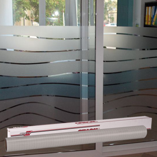 """48"""" ORACAL 8810 Frosted Glass Cast Film"""
