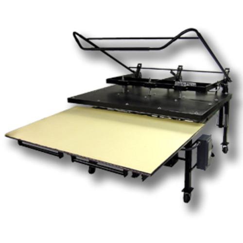 Geo Knight MAXi-Press Large Format Heat Press Series