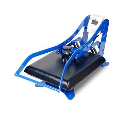 "Geo Knight DK20A 16"" x 20"" Digital Clamshell Heat Press with Auto Open"