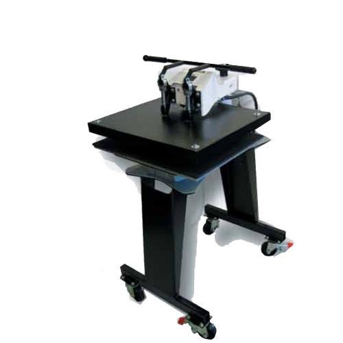 "Geo Knight DK25SP 20"" x 25"" Swing Away Heat Press with Stand"
