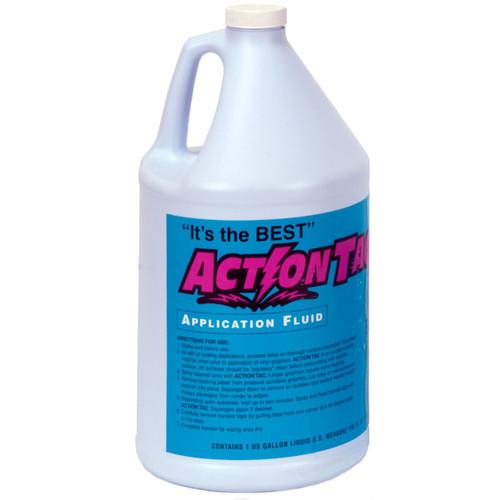 Action Tac Vinyl Application Fluid (1 gal)
