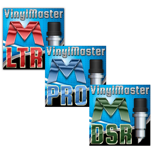 Purchase VinylMaster Cutting Software Upgrades Starting at $125