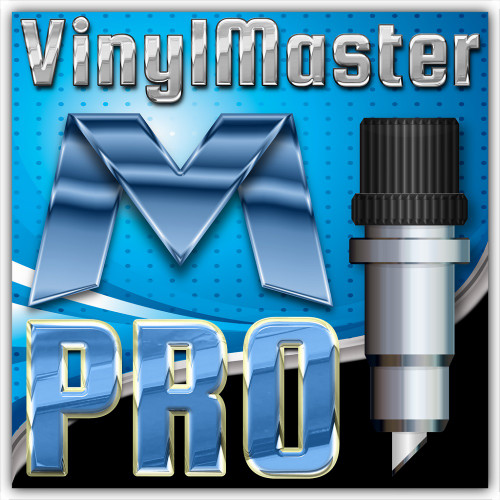 VinylMaster Pro Retail Edition 4.3 Vinyl Cutting Software
