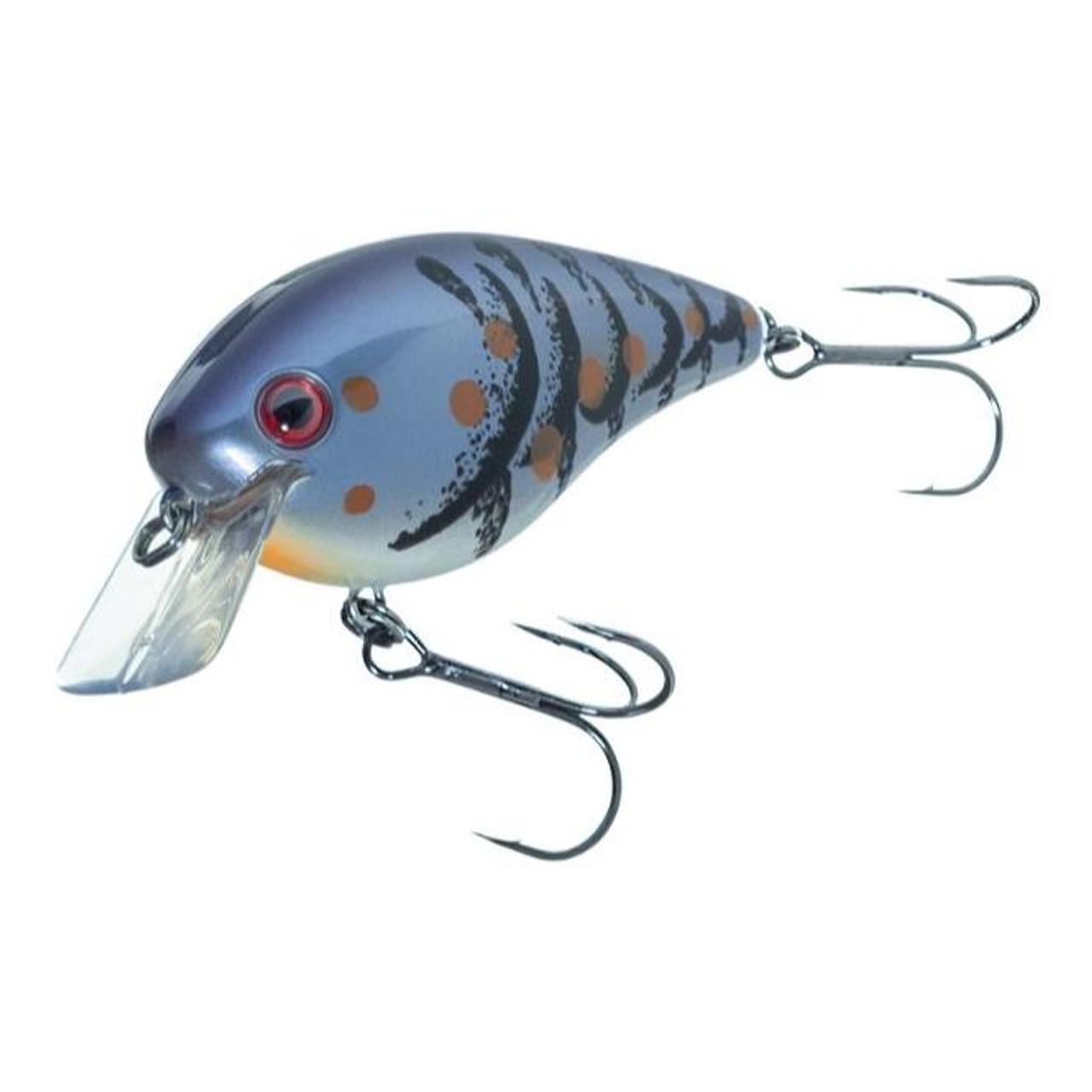 Strike King Crankbait SquareBill HCKVDS2.5-U Nude Fishing  Lure
