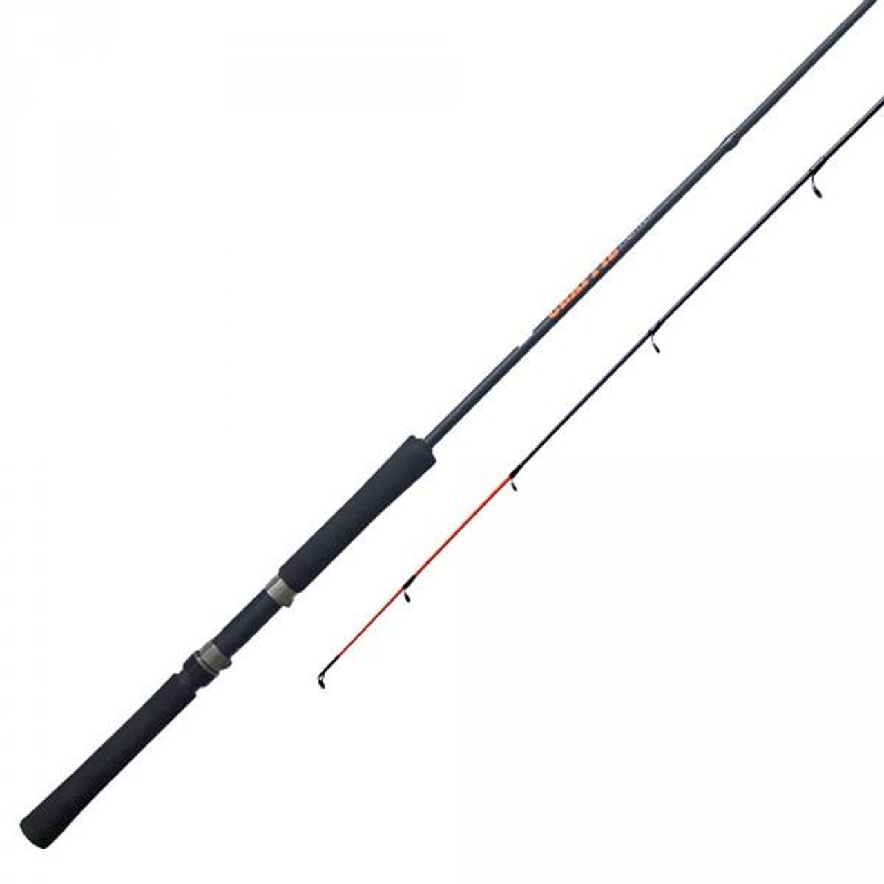 10/' New Zebco Crappie Fighter 2pc Light Action Spinning Rod CRFS102LA.PB3