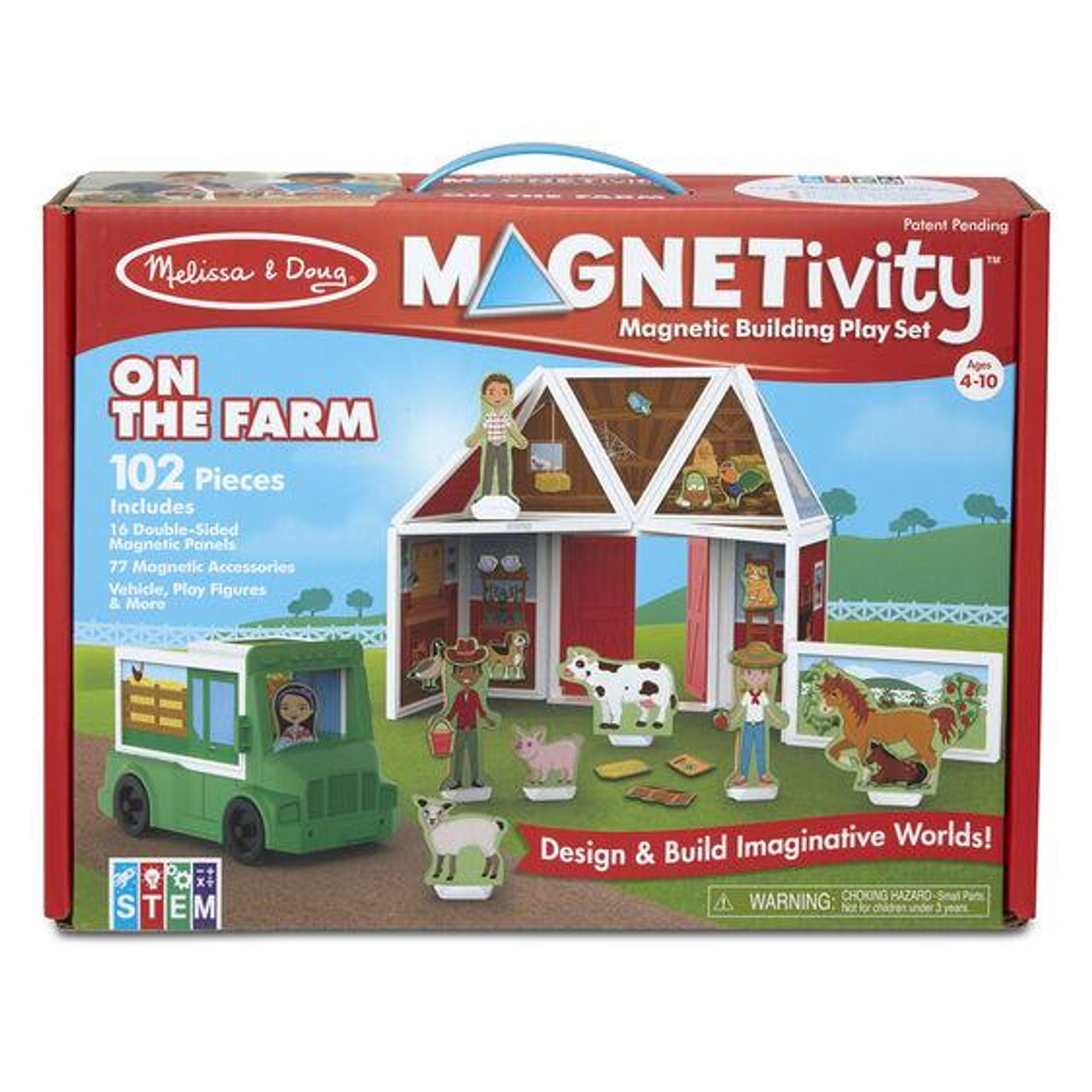 melissa doug magnetivity on the farm 30656 gamemasters outdoors gamemasters outdoors