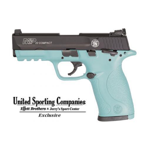 Smith & Wesson M&P 15-22 Sport Robin's Egg Blue Platinum