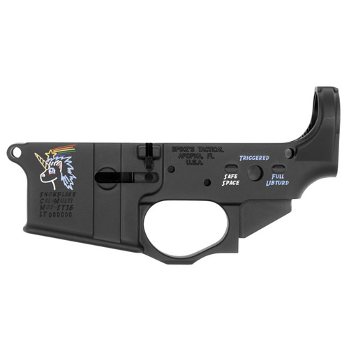 Spikes Tactical Snowflake Lower #STLS030-CFA - 815648027353