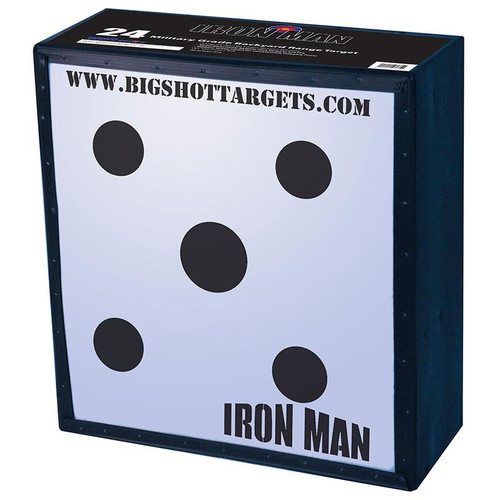 "Big Shot Iron Man 24"" Extreme 500 Target - 094922470928"