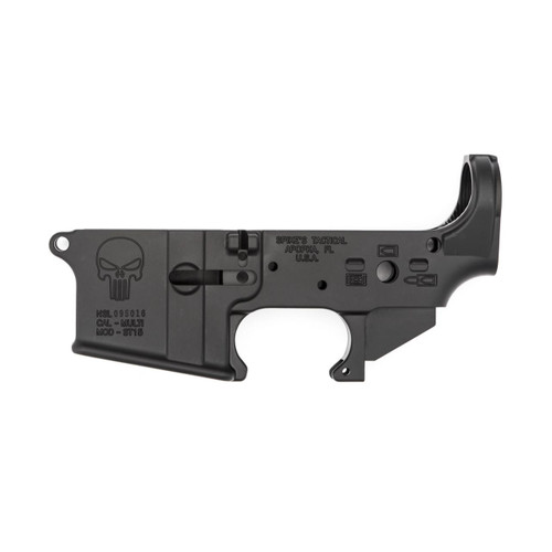 Spikes Tactical Punisher Stripped Lower Receiver #STLS015 - 855319005013