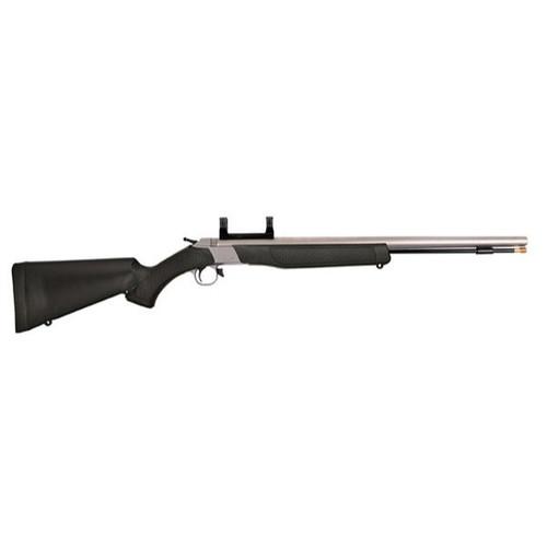 CVA Wolf Black/SS .50 Cal ISM #PR2110SM - 043125921102