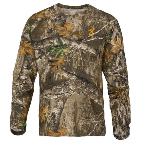 Browning Wasatch - CB Long Sleeve T-Shirt #301782 - 023614945581