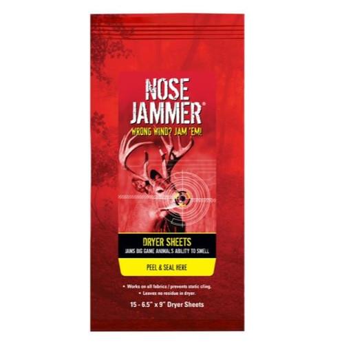 Nose Jammer Dryer Sheets #3168 - 851651003168