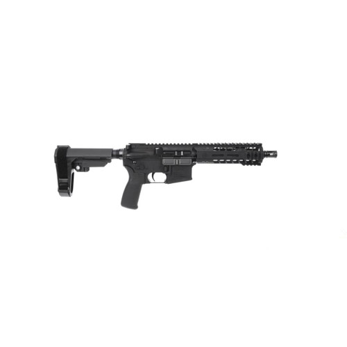 """Radical Firearms 7.5"""" 5.56 NATO pistol with 7""""MHR and SBA3 #RF01286 - 814034021968"""