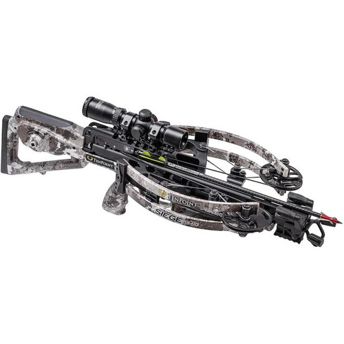 TenPoint Siege RS410 ACUslide RangeMaster Pro Crossbow Package #CB21012-6819 - 788244014822