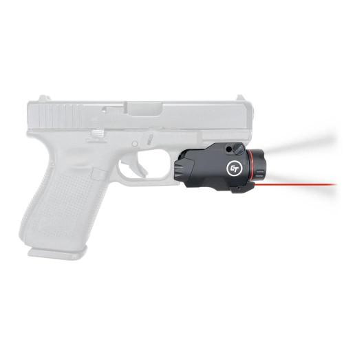 Crimson Trace Rail Master Universal Pro Universal Red Laser Sight & Tactical Light #CMR-207 - 610242009268