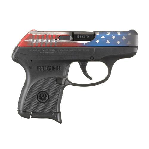 Ruger LCP American Flag Cerakote #13710 - 736676137107