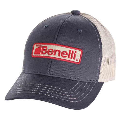 Benelli Patch Logo Hat - Faded Blue #91208 - 650350912081