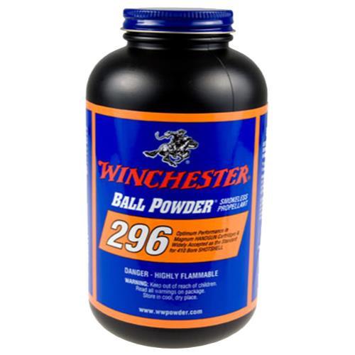 Winchester 296 Ball Powder Smokeless Propellant - 039288029618