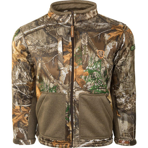 Drake Youth Silencer Full Zip Jacket with Agion Active XL #DNT6000 - 659601418884