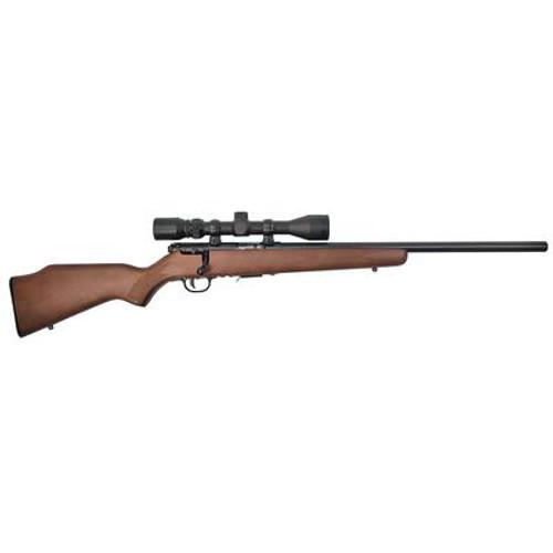 Savage Arms 93R17 GVXP - Package Series 17HMR Walnut #96222 - 062654962226