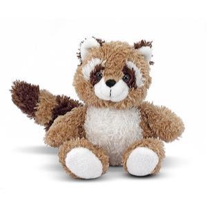 Melissa Doug Rascal Raccoon Stuffed Animal 7620 Gamemasters