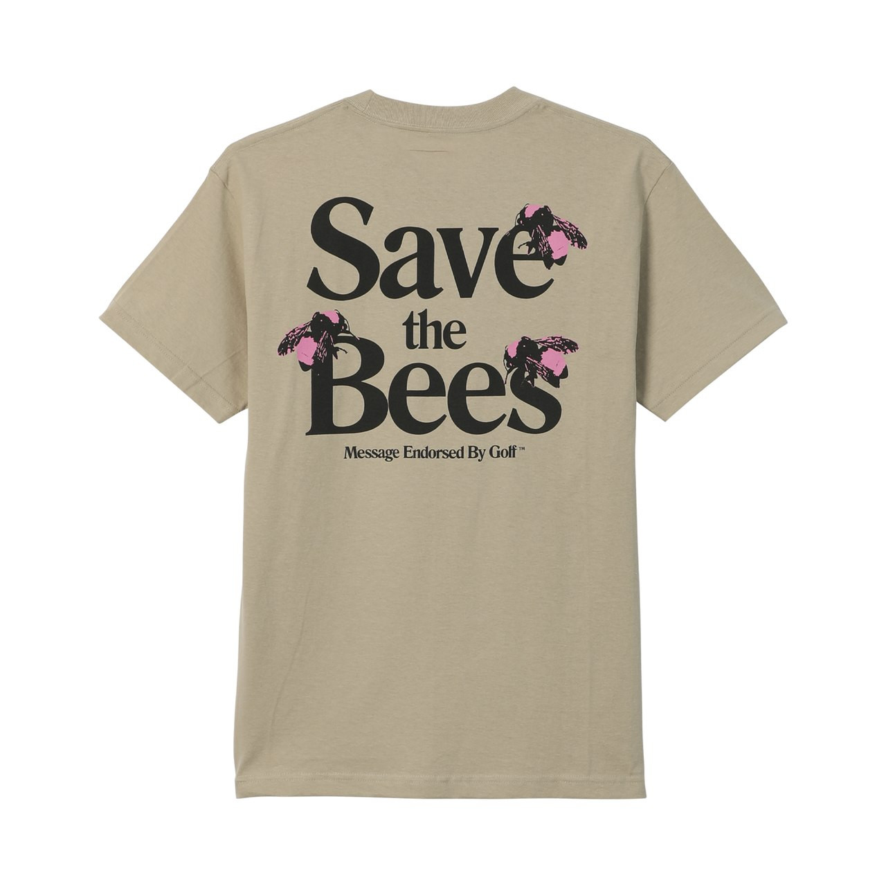 506b0e644594 SAVE THE BEES TEE by GOLF WANG - GOLF WANG