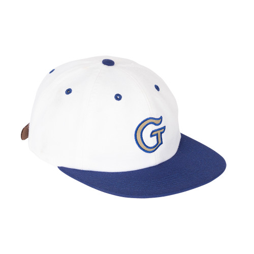 420f183d GAYLORD TWO-TONE 6 PANEL HAT - BLUE by GOLF WANG