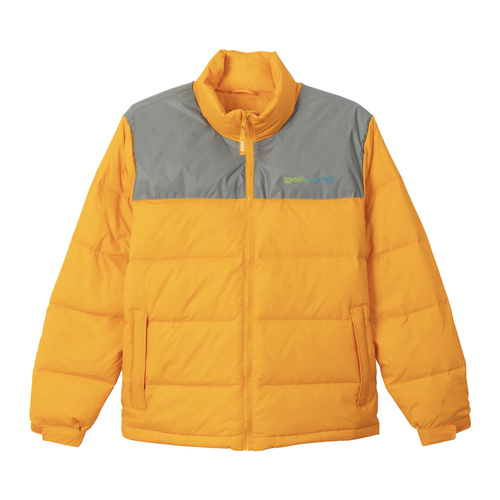 1ead3b094a5f GOLF THEQUE 3M PUFFY JACKET - ORANGE by GOLF WANG