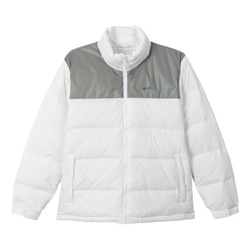 8ffa5d61d409 GOLF THEQUE 3M PUFFY JACKET - WHITE by GOLF WANG