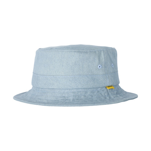 SOLID BUCKET HAT - LIGHT DENIM by GOLF WANG 651701e5a2f