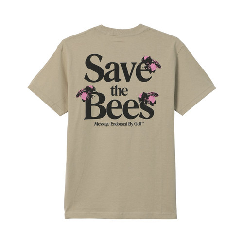 70709ec07a16 SAVE THE BEES TEE by GOLF WANG
