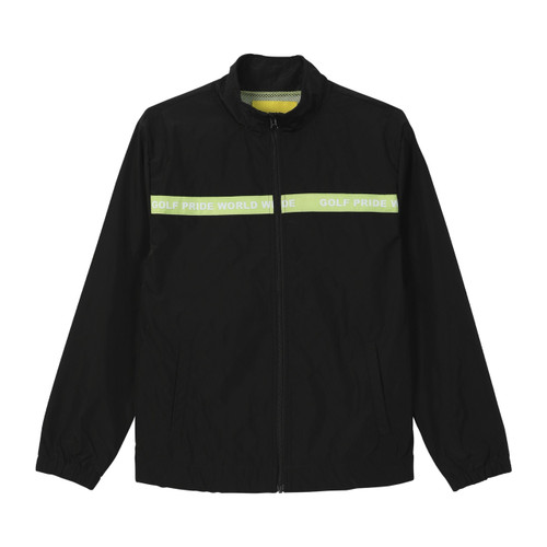 7951c92b77a2 WORLD WIDE QUILTED TRACK JACKET - BLACK by GOLF WANG