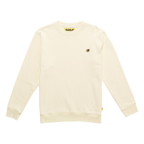 9eb66d5453 BEE EMBROIDERED CREWNECK BY GOLF WANG