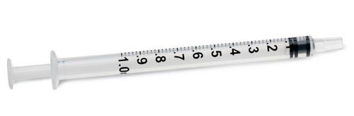 1cc/1ml Luer Slip Syringe